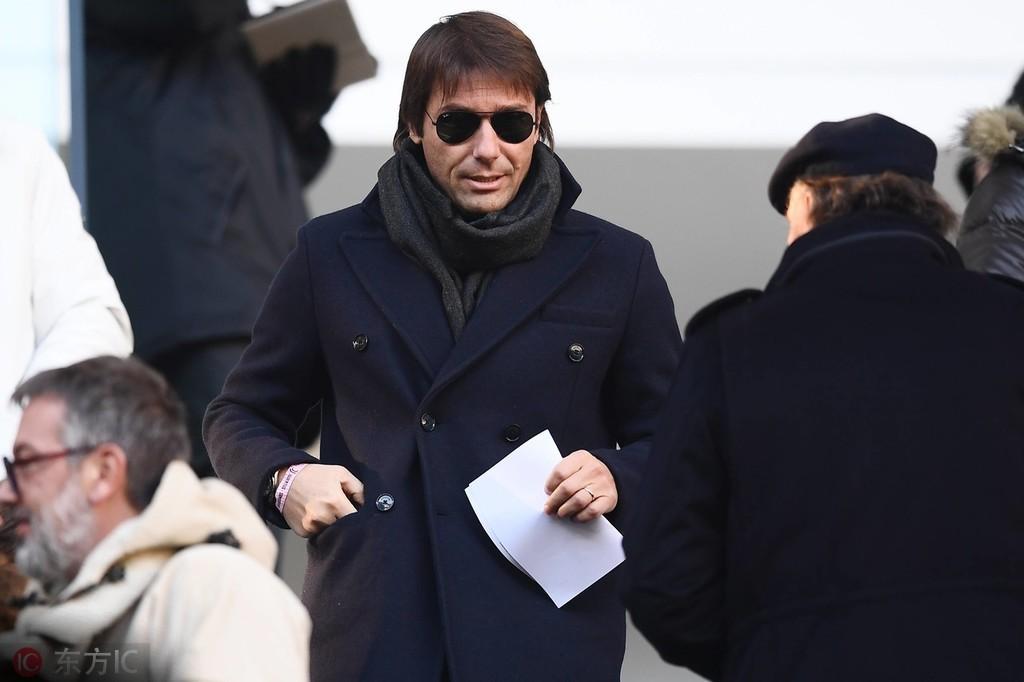 足球市场:国米愿意满足孔蒂1200万欧元年薪要求
