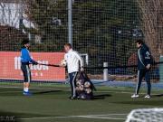 训练赛扭伤脚踝,阿森西奥受伤需接受详细检查