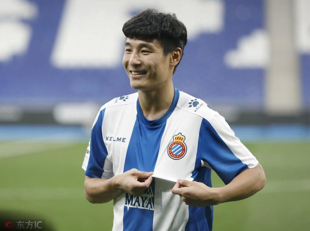 上港队友祝福武磊,颜骏凌表示自己是西班牙人