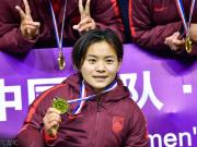 王霜:女足在中国越来越受关注,我为此很开心