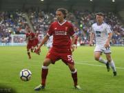官方:利物浦边锋马尔科维奇自由转会富勒姆