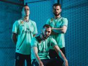 绿色革新,皇家马德里2019/20赛季第二客场球衣发布