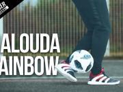 花式足球技巧之马卢达彩虹技巧