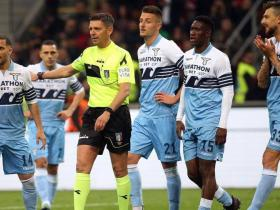 著名裁判罗基将执法意甲首轮桑普多利亚对阵拉齐奥的比赛