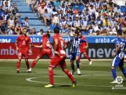 上赛季两次与阿拉维斯交手,西班牙人取得一胜一负。...