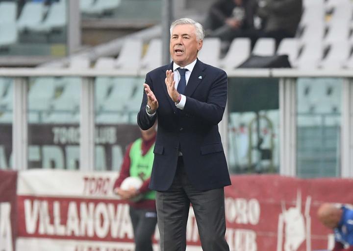 安切洛蒂:球队进攻不够锐利,对卡利亚里失分更可惜