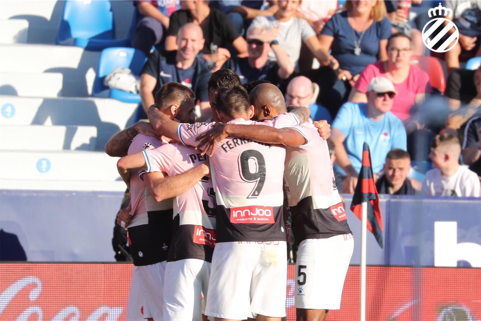 西班牙人1-0客胜莱万特,贝尔纳多打进加盟后首球!
