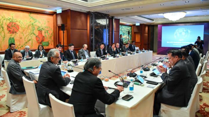 亚足联已与国际足联达成协议,亚洲将在中国举办的2...