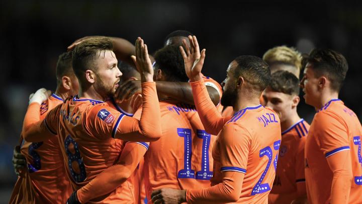 足总杯第三轮重赛:卡莱尔联 3-4 卡迪夫城