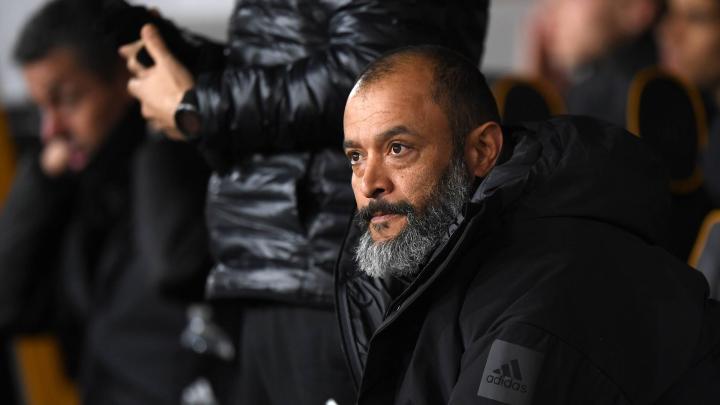狼队0-1不敌曼联赛后媒体对努诺的采访