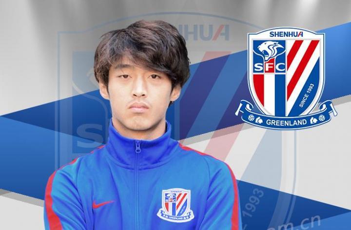 无球可踢,22岁的前申花预备队球员陈晓毛从事青训教练工作