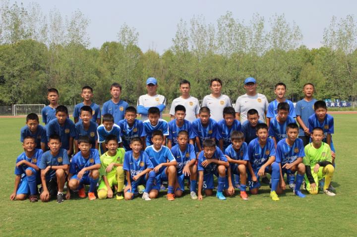 小足球捍卫大梦想! 苏宁U14梯队将赴国米进行高规格冬训