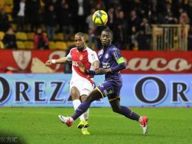足球视频集锦:摩纳哥 2-1 图卢兹