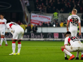 足球视频集锦:斯图加特 2-2 弗赖堡