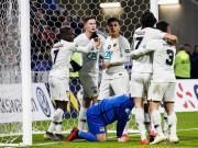 巴黎加时3-0法丙队进法国杯八强,姆巴佩两助,卡瓦尼破门