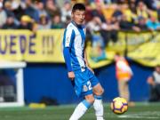 小克鲁伊夫:武磊有良好的进球能力,他得尽快学习西班牙语