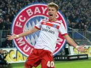 官方:拜仁与汉堡19岁前锋阿尔普达成协议