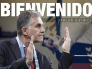 官方:奎罗斯出任哥伦比亚国家队
