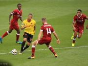 利物浦三将恢复训练,有望出战下轮英超联赛