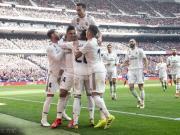 皇马3-1马竞升至联赛第二,卡塞米罗倒钩,莫拉