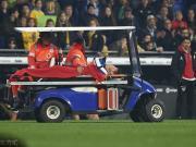 西班牙人官方:皮亚蒂膝盖韧带撕