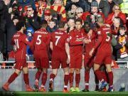 足球视频集锦:利物浦 3-0 伯恩茅斯