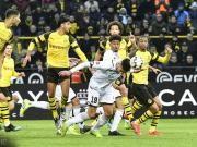 足球视频集锦:多特蒙德 3-3 霍芬海姆