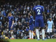 切尔西6球负于曼城后,阿森纳凭借进球数更多上