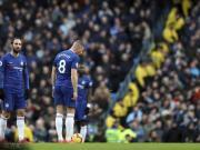 多位记者确认:现场曼城球迷向蓝