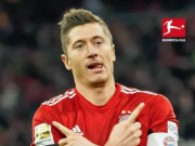 德甲第21轮最佳球员:莱万多夫斯