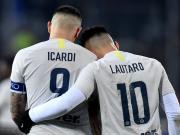 萨内蒂:伊卡尔迪和劳塔罗代表着国米的未来