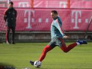 踢球者:拜仁计划让诺伊尔在本周末比赛时出场