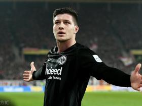 踢球者:拜仁慕尼黑目前没有想要签下卢卡-约维奇