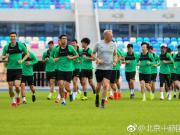 新京报:国安备战超级杯,仅郭全博随国奥集训