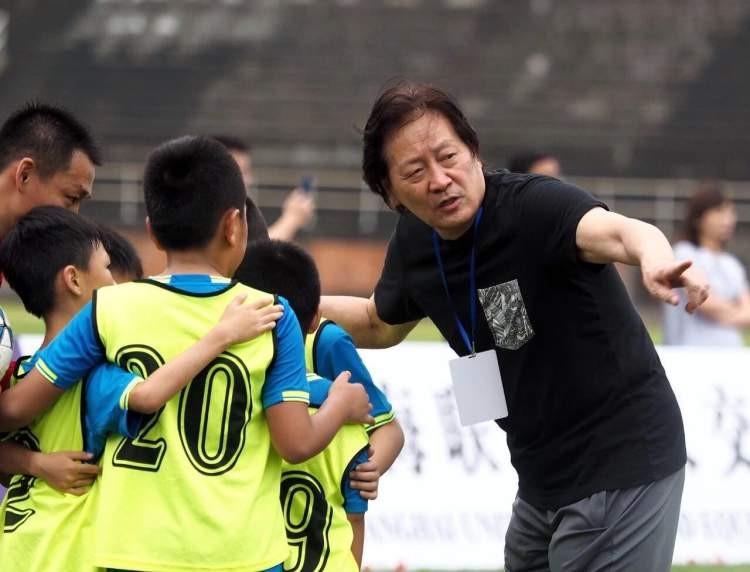 朱广沪:发展中国足球就