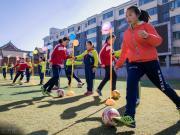 杭州市体育局:2019年起,足球项目正式纳入小、初、高体测