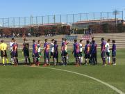 陈晓乌龙、拉斐尔建功,绿城西班牙热身1-3巴塞罗那B队