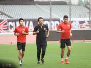 于海:足球发展没有太多的捷径;武磊能带动更多球员留洋