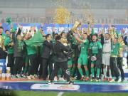 记者:新赛季足协杯除决赛外均为单场淘汰,抽签决定主客场