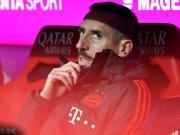里贝里:想留在拜仁,会和球队高层进行续约谈判