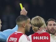 马卡:踢赫罗纳,拉莫斯会不会故意染黄洗牌确保能踢巴萨?