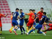 江苏1-0国奥队,高天意失点,埃德尔中楣后推射破门