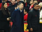 吉格斯:输给巴黎,曼联不能过于沮丧
