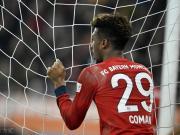 拜仁赛后评分:科曼满分,基米希聚勒等多名球员低迷