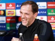图赫尔:马尔基尼奥斯踢中场也很棒;里昂有能力赢巴萨