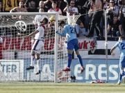 马竞1-0巴列卡诺结束联赛两连败,莫拉塔助攻格列兹曼破门