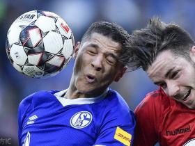 足球视频集锦:沙尔克04 0-0 弗赖堡