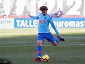 足球视频集锦:巴列卡诺 0-1 马德里竞技