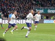 足球视频集锦:圣埃蒂安 0-1 巴黎圣日耳曼