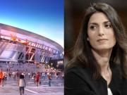 罗马市长透露罗马队新主场建设投入资金:3年10亿欧元